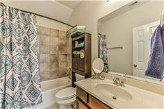 Feb 2016 FOR SALE: 9958 Morgan Creek Ln Brookshire, TX 77423: Bathroom