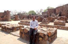 मेरी यात्रा डायरी : लाल कोट से प्रारंभ हुए दिल्ली के सफ़र का पांचवां पड़...
