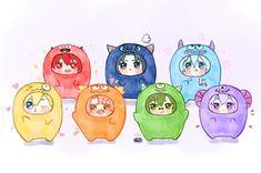 Anime Music, Anime Art, Pikachu, Cute Chibi, Kuroko, Anime Chibi, Me Me Me Anime, My Hero Academia, Otaku