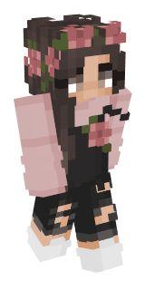 Minecraft Name & Skin Checker – NameMC - Minecraft Skins - Game's Minecraft Mädchen Skins, Minecraft Stampy, Minecraft Skins Female, Minecraft Skins Aesthetic, Cool Minecraft, Minecraft Party, Skin Minecraft Fille, Mc Skins, Minecraft Interior Design
