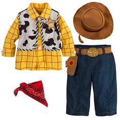 Disney Store Toy Story Sheriff Woody Halloween Costume Size 18 - 24 Months Click image for more details. (This is an affiliate link) Disney Store Toys, Disney Toys, Baby Disney, Disney Clothes, Disney Family, Disney Shirts, Disney Costumes, Baby Costumes, Cartoon Costumes