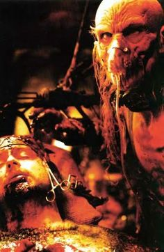 Say what you will about Rob Zombie. Even after all that waiting--House of 1,000 Corpses was scary as hell!