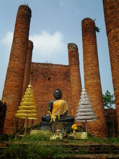 Travel. Snap.: A long weekend in Ayuttayah, Thailand: Temple Tour