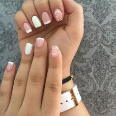 Nail care is very important because : Nails problems may indicate problems with your heart, lungs, kidneys… Here you will find the steps to keep your nails look and feel best. Square Acrylic Nails, Oval Nails, Square Nails, Perfect Nails, Gorgeous Nails, Pretty Nails, Diy Elegant Nails, Hello Nails, Casual Nails