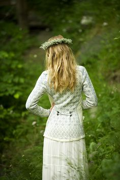 DALE OF NORWAY | Singsaker Feminine Jacket | Shop now at Daleofnorway.com