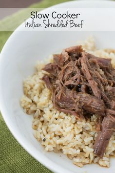 Need a quick fix dinner?! All you need are three simple ingredients and a slow cooker. You will have a delicious meal that will make your house smell heavenly!