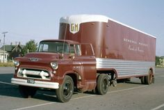 National Auto and Truck Museum obtains only known Parade of General Motors Progress trailer
