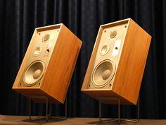 Jensen LS-4b Speakers circa 1978