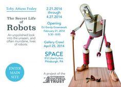 The Secret Life of Robots - Neatorama
