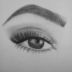 Eye sketchbook realisticdrawing drawing art pencilsacademy pencildrawing re Pencil Drawing Tutorials, Pencil Art Drawings, Art Drawings Sketches, Cool Drawings, Eye Drawings, Human Face Drawing, Realistic Eye Drawing, Shading Drawing, Drawing Art