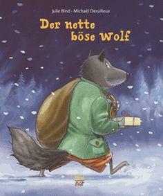 Wölfe sind gemein und gefährlich? Nein, nicht an Weihnachten…