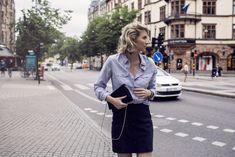 suede-skirt-striped-shirt-by-charlotte-lotus-bag-karen-millen-river-island-jimmy-choo-army-print