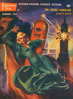 Pulp Covers | The Best Of The Worst