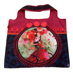 Ketto Classic bag Tricoti-Tricota Recycled Carry-All Tote Bag
