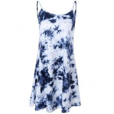 SHARE & Get it FREE | Refreshing Women's Tie-Dyed Open Back Summer DressFor Fashion Lovers only:80,000+ Items·FREE SHIPPING Join Dresslily: Get YOUR $50 NOW!