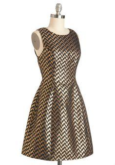 Treasure Seeing You Dress | Mod Retro Vintage Dresses | ModCloth.com