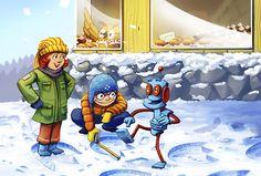 Opevinkit alakouluun vuoden viimeisille viikoille Christmas Crafts, Kindergarten, Fictional Characters, Kindergartens, Fantasy Characters, Preschool, Preschools, Pre K, Kindergarten Center Management