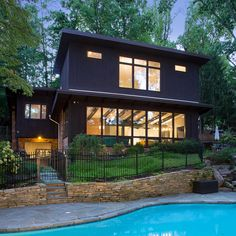 Whole house remodeling pulls together all the features you have always wanted to the property you already own. Remodel instead. Home Renovation, Home Remodeling, Sun Designs, Northern Virginia, Hadley, Remodels, Custom Homes, Cabin, House Styles