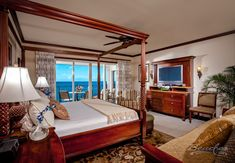 Top 10 Reasons to Stay at Beaches Reason #4 - LUXURIOUS ACCOMMODATIONS Luxurious Accommodations Beaches resorts are the only resorts to feature signature accommodations designed specifically for families. They've created the perfect sanctuary for you and your family, with up to 44 categories of rooms, featuring luxurious amenities such as Tranquility Soaking Tubs, infinity-edge plunge pools and more. Whether it's a room for two or a more expansive enclave for your extended clan, there's a…