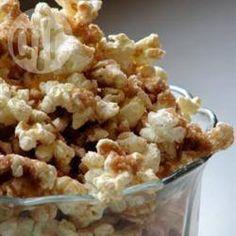 Pipoca doce com canela @ allrecipes.com.br
