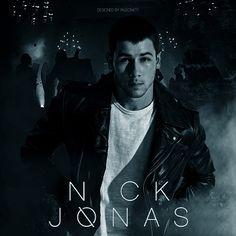Nick Jonas album / Jonas Brothers V cover on Behance