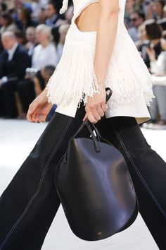 Celine womenswear, spring/summer 2015, Paris Fashion Week