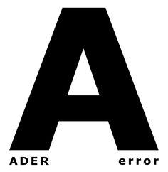 ADER error Ader Error, Flakes, Atari Logo, Sticker, Ads, Logos, Design, Logo