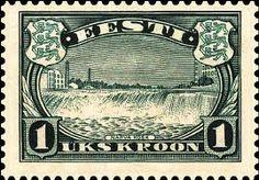 stamps of estonia