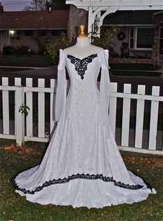 ce6b956aa59 Gothic Annabel Velvet and Chiffon Medieval Gown Medieval Gown