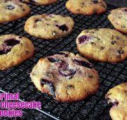 Fast Paleo » Primal Cherry Cheesecake Cookies - Paleo Recipe Sharing Site