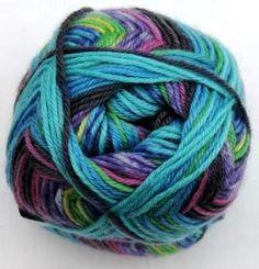 Hot Socks Diamond by Grundl - Topas multicolor 1674-05, 75% Merino superwash by ColorfullmadeShop on Etsy