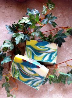 Lemongrass Verbena Handcrafted Soap by SonoranScents on Etsy, $6.00