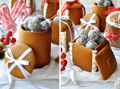Make Edible Gingerbread Gift Boxes For The Holidays