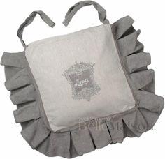 Podusza na krzesło Amour - BelleMaison.pl Gym Bag, Shabby Chic, Bags, Fashion, Handbags, Moda, Fashion Styles, Duffle Bags, Taschen