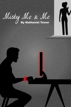 MISTY ME AND ME by Nathaniel Tower - After his wife catches him watching porn, Jacob finds himself at weekly porn addiction meetings. Unfortunately for Jacob—and for his wife—the leader of the group is a gorgeous ex-porn star named Melinda... Cross-Genre, Fantasy, Modern Romance, Thriller