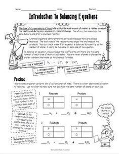 Matter Changing States Worksheet   Science Resources for Middle ...