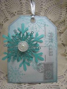 Snowflake Tag #1