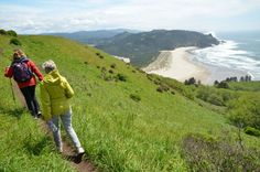 From Cascade Head on the north to Cape Perpetua on the south, Lincoln County on the central Oregon coast is loaded with outdoors adventure opportunities. Limiting a list to 10 is difficult, but here's a try.