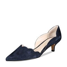 YDN Women Classic Pointy Toe Kitten Pumps Slip-on Suede L... https://www.amazon.com/dp/B072HH7YQR/ref=cm_sw_r_pi_dp_x_tHOEzbH94WRG4