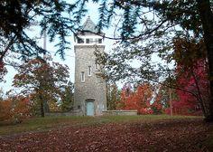 Chenocetah (Tower) Mtn., Cornelia, GA