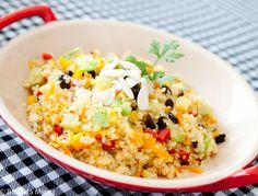 Hoje é dia de aprender uma receita nutritiva e saborosa utilizando esse cereal super chamado quinoa. Já vimosAQUIque a quinoa é um alimento muito completo, se apresentando como mais uma opção sau…
