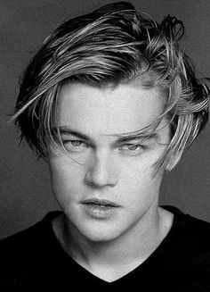 My first true love... Leo DiCaprio...