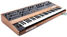 Sequential Circuits Prophet 5. Always wanted one but couldn't afford it.