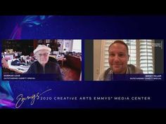 Norman Lear and Brent Miller - Creative Arts Emmys 2020 Interview