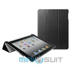 We added another color to our collection! Now also available in White Bamboo    Introducing MiniSuit's newest Microfiber Slim Jacket Case for The New iPad 3 (iPad 3rd Generation). This 2-in-1 case and cover is a smart combination of two qualities: 1)