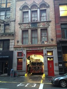 Engine 14, New York City | Shared by LION