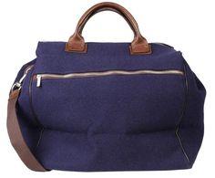 D'amico Italian Chic&Luxury Urban Hand Crafted Travel & duffel bag  NW$1295 #Damico #TravelDuffelBag