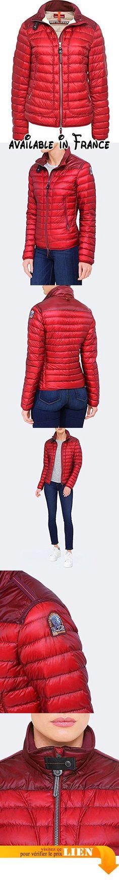 B075XR2KN1 : Parajumpers Femmes veste de puffer Sunny day tripper Ribes M. 100 % polyamide. Fermeture zip double sens. Matelassé tout au long de. Léger duvet. Fermeture de cou élastique