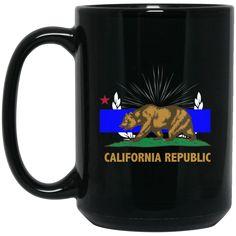 California Mug California Republic Coffee Mug Tea Mug California Mug California Republic Coffee Mug Tea Mug Perfect Quality for Amazing Prices! This item is NOT