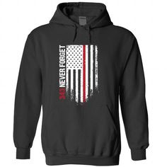 343 Never Forget T Shirts, Hoodies. Check price ==► https://www.sunfrog.com/Political/343-Never-Forget-Black-Hoodie.html?41382 $34